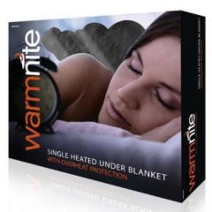 Warmnite WN47003 Warmnite single heated under blanket