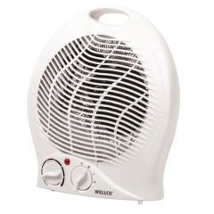Wellco WELH005 2Kw Fan Heater