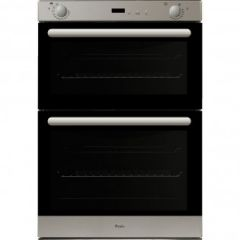 Whirlpool AKP801-01-IX B/Under Double Oven S/S