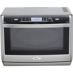 Whirlpool JT366SL Microwave With Crisp, Grill + Steam