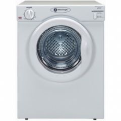 WHITE KNIGHT C39AW 3.5Kg Reverse Action Compact Vented Tumble Dryer